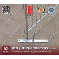 Wholesale Flat Feet Crowd Control Barriers (Australia Standard) from china suppliers