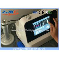 Quality Portable Shock Wave Therapy For Shoulder Tendonitis / Back Pain 100V - 230V for sale