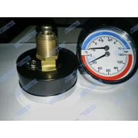 Quality High accuracy pressure gauge thermometer , stainless steel pressure gauge for sale