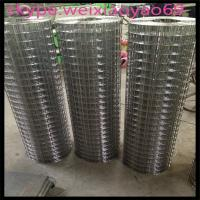 Wholesale 28 Gauge stainless steel Welded Wire Mesh / 2x2 Welded Wire Mesh/1x1 Stainless Steel Welded Wire Mesh from china suppliers