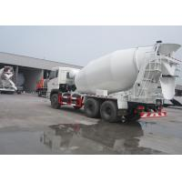 Wholesale Volumetric Concrete Mixer Truck 8m3 9m3 10m3 12m3 4x2 / 6x4 / 8x4 For SINOTRUK HOWO from china suppliers