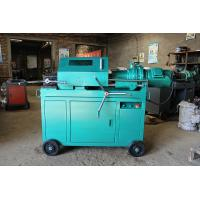 Wholesale Mechanical Automatic Rebar Threading Machine For Parallel Threads from china suppliers