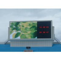 Wholesale Large Outdoor Mobile stadium led screens Signs Waterproof 1000x1000 Cabinet from china suppliers