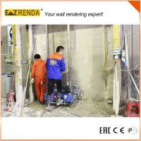 Wholesale Automatic Wet Cement Mortar Ez Renda Rendering Machine Small Stone from china suppliers