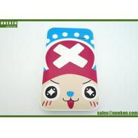 Wholesale OEM Logo One Piece Printing Power Bank Dual USB Interface 2200mAh from china suppliers