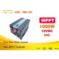 Wholesale Solar Power Inverters / Solar Powered Inverter Off Grid Pure Sine Wave For Home from china suppliers