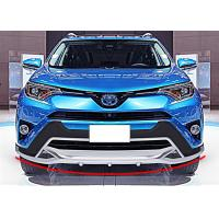Wholesale 2016 2017 New TOYOTA RAV4 Auto Accessories Bumper Front Guard And Rear Guard from china suppliers