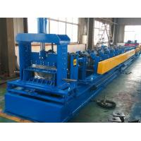 Wholesale Perforated Cable Tray Roll Forming Machine Hydraulic Cutting Cold Roll Forming Machine from china suppliers
