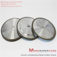 Wholesale 4B9 Resin bonded superhard materials can be used to process customized diamond grinding wheels Alisa@moresuperhard.com from china suppliers