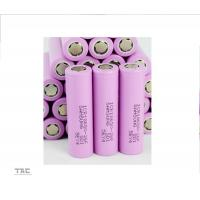 Wholesale ICR18650 26F 3.7V Lithium Ion Cylindrical Battery For Power Tool , Samsung 18650 Battery from china suppliers