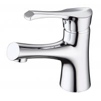 Wholesale Brass Ceramic modern bathroom Sink Faucets with  Single Hole from china suppliers