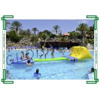 Wholesale Amazing Inflatable Water Parks Floating Playgrounds Fire-Resistant from china suppliers