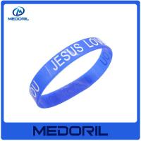 Wholesale Professional Cheap Custom Logo Bulk  Silicone Wristbands top quality silicone bracelets from china suppliers