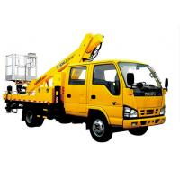 China XZJ5069JGK 16m xcmg aerial work platform proportional valve , CE certificate on sale