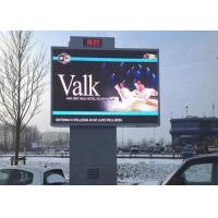 Quality Commercial high birghtness Outdoor LED Billboard Wireless control Linsn Nova system for sale