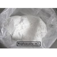 Wholesale USP Standard  Local Anesthetic Agents Ropivacaine /Ropivacaine HCL from china suppliers