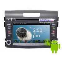 Wholesale 8 Inch Car Stereo GPS Navigation Multimedia Honda Sat Nav DVD Radio RDS  Touch Screen from china suppliers