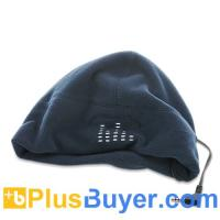 Wholesale Warm Beanie Hat with Headphones (Blue) from china suppliers