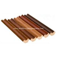 Wholesale mdf profile wrapping machine from china suppliers