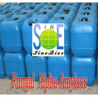 Wholesale Slight Fermentation Odor Liquid Fungal Alpha Amylase For Beer Brewing SINOzym-FAA20LBE from china suppliers