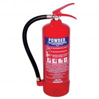 Wholesale Easy Operate Portable Fire Extinguishers BC 40% 6kg With Valve Gauge Agent from china suppliers