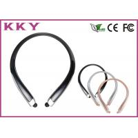 Wholesale Sleek Design and Comfortable Fit Neckband Bluetooth Headphone User-friendly Headphone from china suppliers