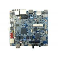 Wholesale Cortex A8 CPU Nano-itx ARM motherboard Support VGA / HDMI / LVDS DC power supply from china suppliers