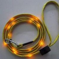 Wholesale LED Dog Leash, Various Colors and Sizes Available from china suppliers
