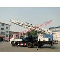 Wholesale TDZQT400DR truck mounted reverse circulation rotary drill rig 400m depth 500mm diameter from china suppliers