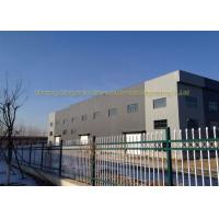 Large Span Structural Steel Prefabricated Warehouse Buildings In Steel