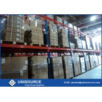 Wholesale Adjustable Warehouse Storage Racking High Grade Q235 Carbon Steel Upright Frame from china suppliers