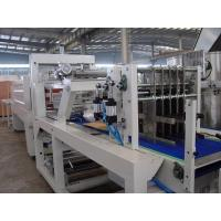Wholesale Pallet PE / PVC / POF Automatic Shrink Wrapping Machine For Soft Drink / Liquor from china suppliers