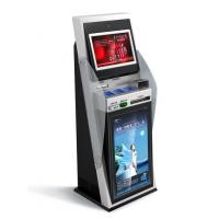 Wholesale Lobby Bill Payment Kiosk with Credit Card / Cash Payment & Barcode Reader For Tax Bills Payment from china suppliers