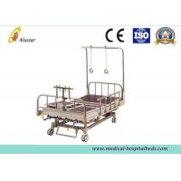 Wholesale Double Arms Type Orthopedic Adjustablebed Hospital Furniture Traction Bed (ALS-TB01) from china suppliers