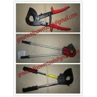 Wholesale Price Cable-cutting plier, manufacture Cable Cutter,Cable-cutting tools from china suppliers