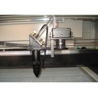 Buy cheap samples fabric/textile strip laser cutter with camera price from wholesalers