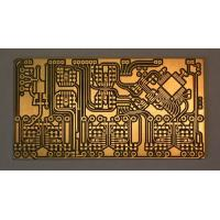 Wholesale Double-Sided 1 OZ Copper FR4 PCB Board Immersion Gold Green Solder Mask from china suppliers
