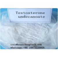 Wholesale Test U Testosterone Undecanoate (500mg/ml) Semi Finished Yellowish oily liquid for body building CAS NO.5949-44-0 from china suppliers