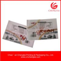 Wholesale Dry Lamination Process Back Sealing Flat Pillow Pouch For Meat Packaging from china suppliers