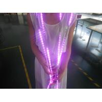 Quality IP20 60P led sticky strip lights , one led one IC led strip 12v waterproof for sale