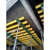 Wholesale Slab Formwork System With Plywood , Timer Beam For Pouring Slab Concrete from china suppliers