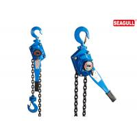Wholesale 3.2 Ton Lever Block Chain Lever Hoist G80 Chain 360 Degree Handle Rotation from china suppliers