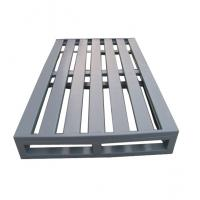 Wholesale Low Price Durable Heavy Duty Stacking Steel Pallet from china suppliers