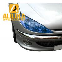 Wholesale New item self-adhesive car vinyl lamp film blue headlight sticker in 0.3*10m from china suppliers