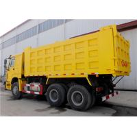 Quality HOWO 10 Wheeler Heavy Duty Dump Truck, 18M3 20M3 Tipper Truck 30 Tons 25 Tons for sale