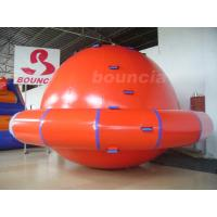 Wholesale Commercial Grade PVC Tarpaulin Inflatable Saturn Rocker For Water Park Games from china suppliers