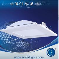 Wholesale newest high efficiency 6W/12W/16W led panel light 300x300 from china suppliers