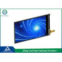 Quality Mobile Phone Four Wire Resistive Touch Screen 3.2 Inch With ITO Layer for sale