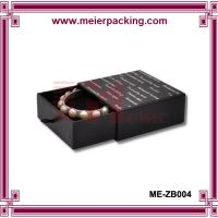 Wholesale Fancy jewelry paper drawer box/Necklace earring bracelet jewelry gift box ME-ZB004 from china suppliers
