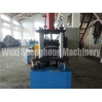 Wholesale GI Cold Steel VCD Damper Frame Making Machine 1.5 Mm Thickness from china suppliers